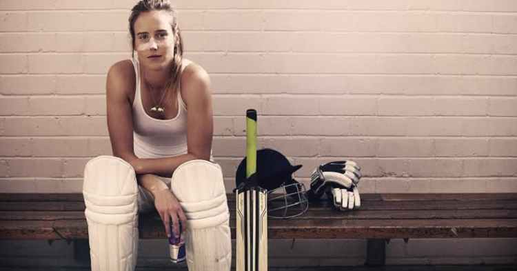 Ellyse Perry feat FB