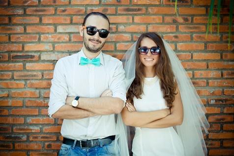 IMAGE Cool Wedding