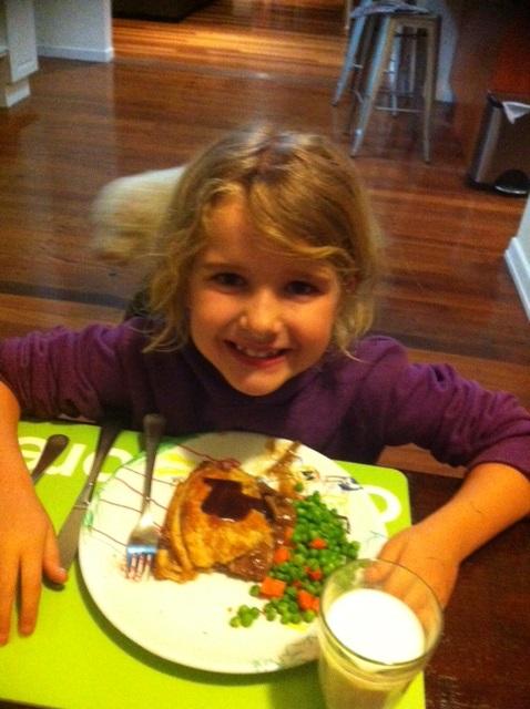 Kate Hunter's Lamb Pie