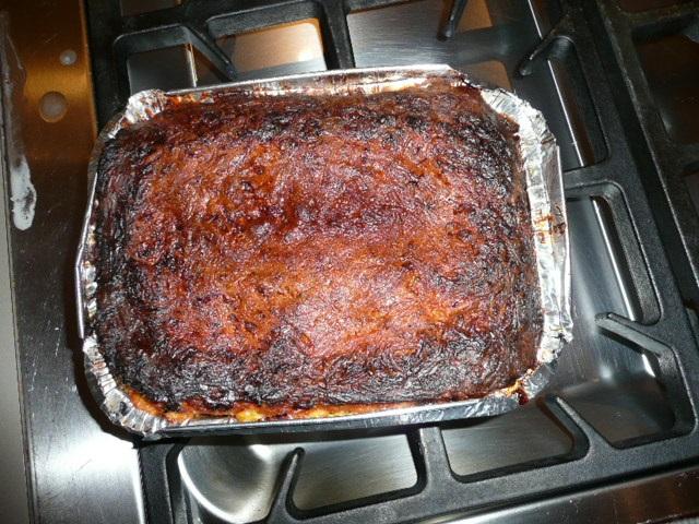 Mia's lasagne