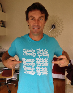 Pat Cash reveals the secret to the success of his current relationship