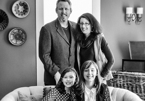 Schuab family photo