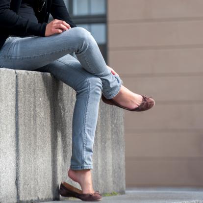 A Brazillian designer has created anti cellulite jeans
