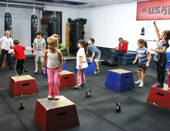 crossfit-toddlers