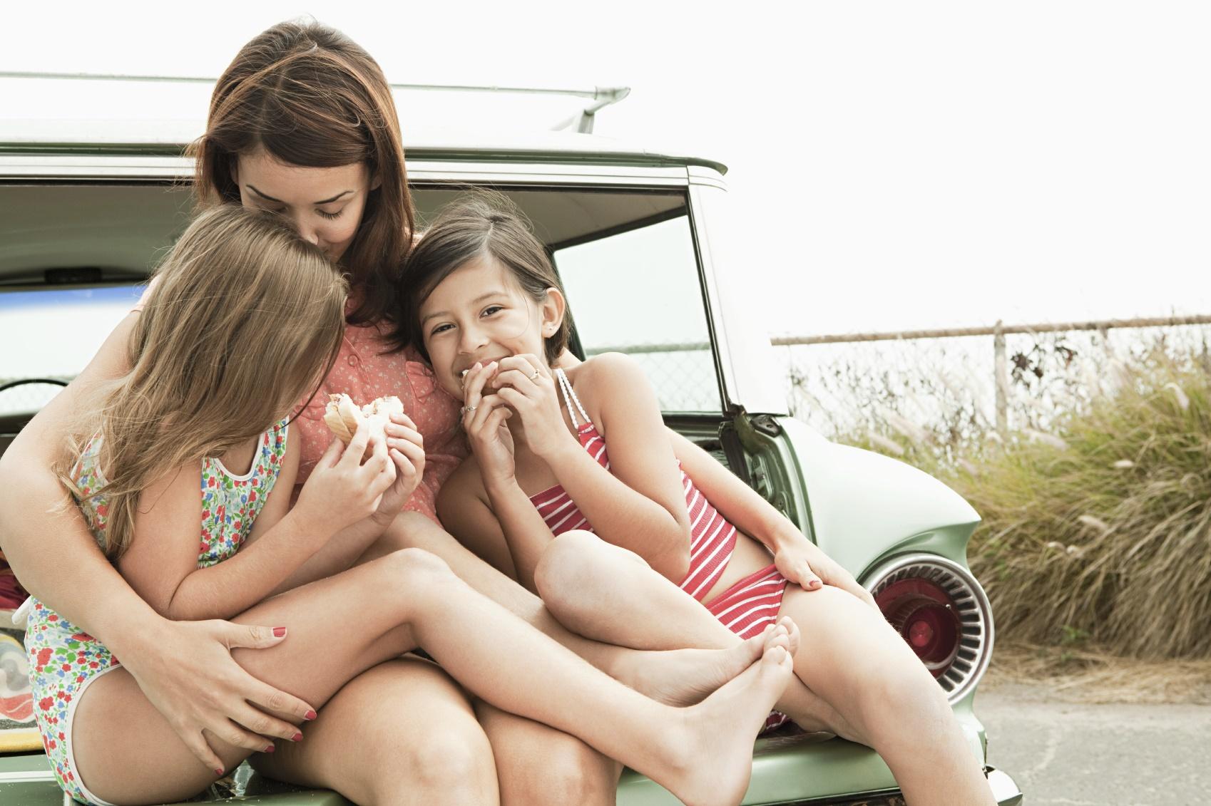 daughters love their mum