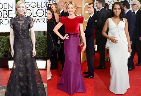 Golden Globes 2014 gallery