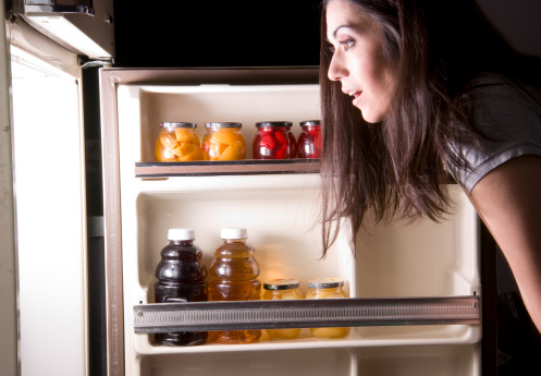 How to stack a fridge (and stop your food going off)