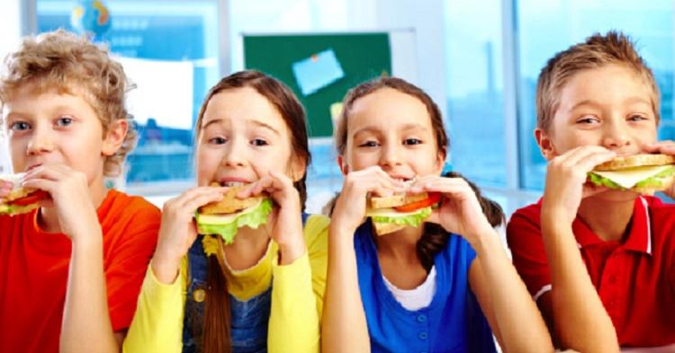kids lunch FB