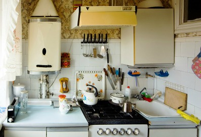 Small kitchen solutions - double your bench space
