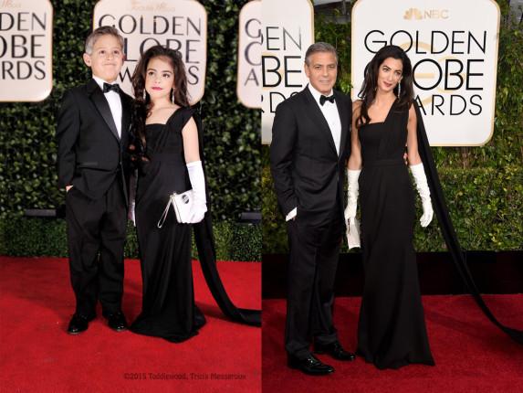 Toddlewood 2015 Golden Globes
