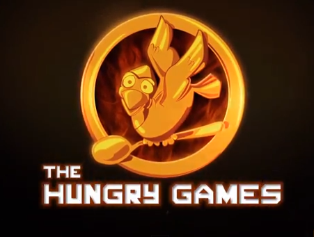 Watch Cookie Monster Take On The Hunger Games Catching Fire